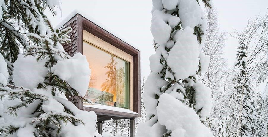 ai-news-arctic-treehouse-hotel