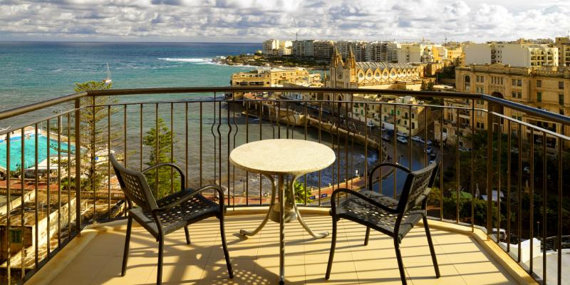 Balluta Bay Malta Le Meridien