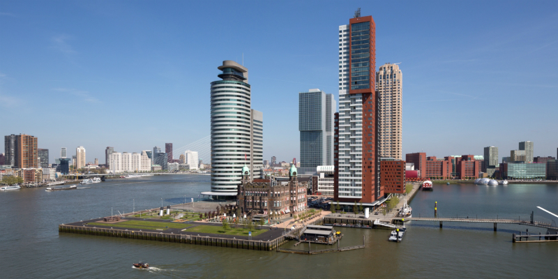 Rotterdam centre