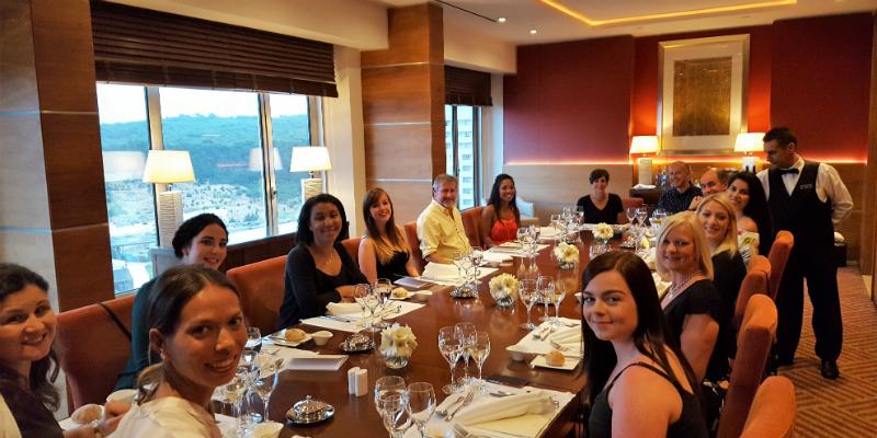 Corinthia Dinner Lisbon