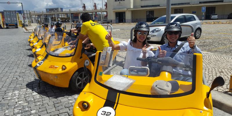 Go Cars Lisbon