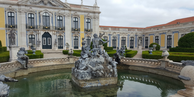 Queluz Palace Lisbon