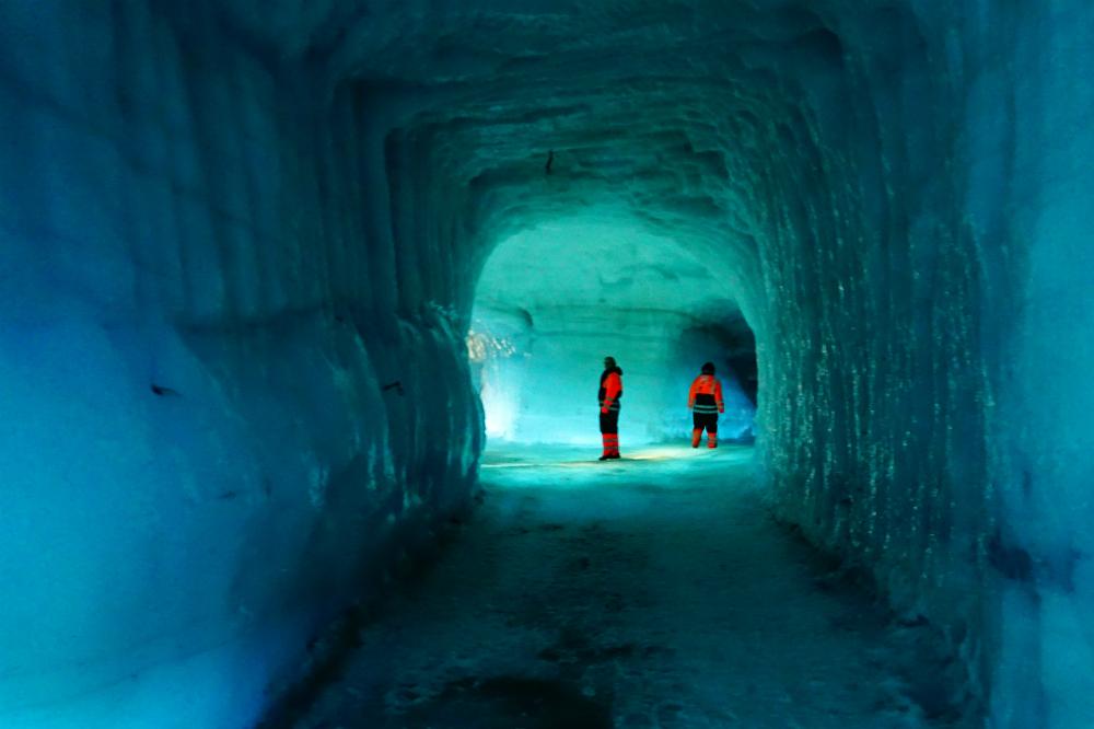 CP Reykjavik Iceland - Ice Tunnel