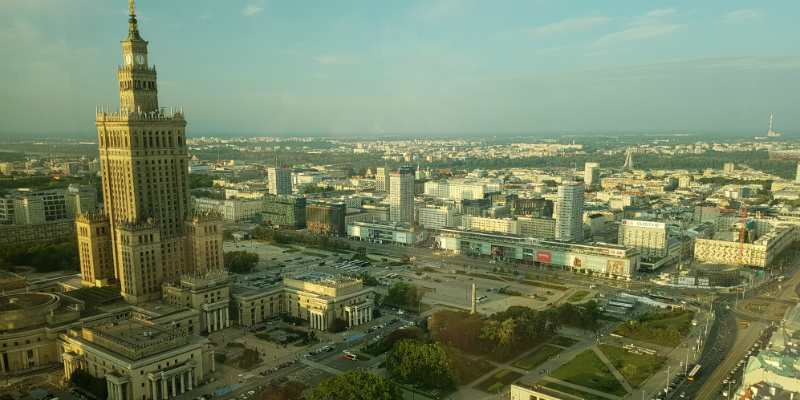 DMC Poland - Warsaw