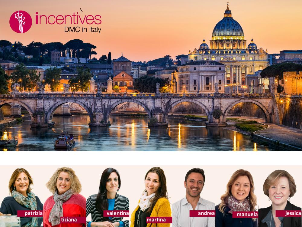 PR Incentives DMC in Italy